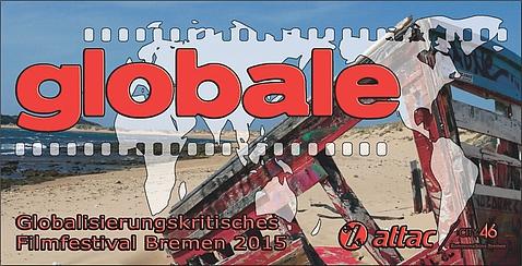 Plakat der Globale-Bremen 2015