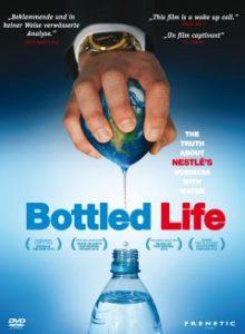 Bottled life (Plakat)