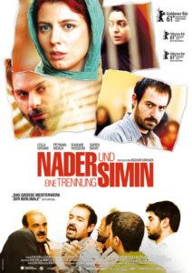 Plakat Nader und Simin