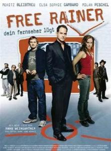 Free Rainer - Plakat
